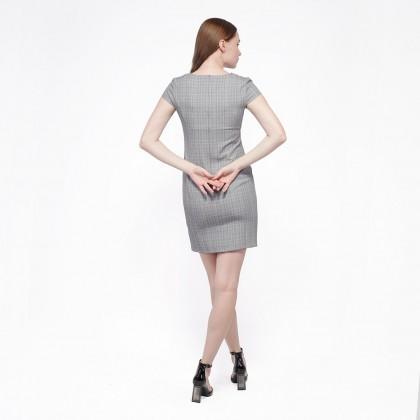 Nicole Exclusives - Knee Length Dress